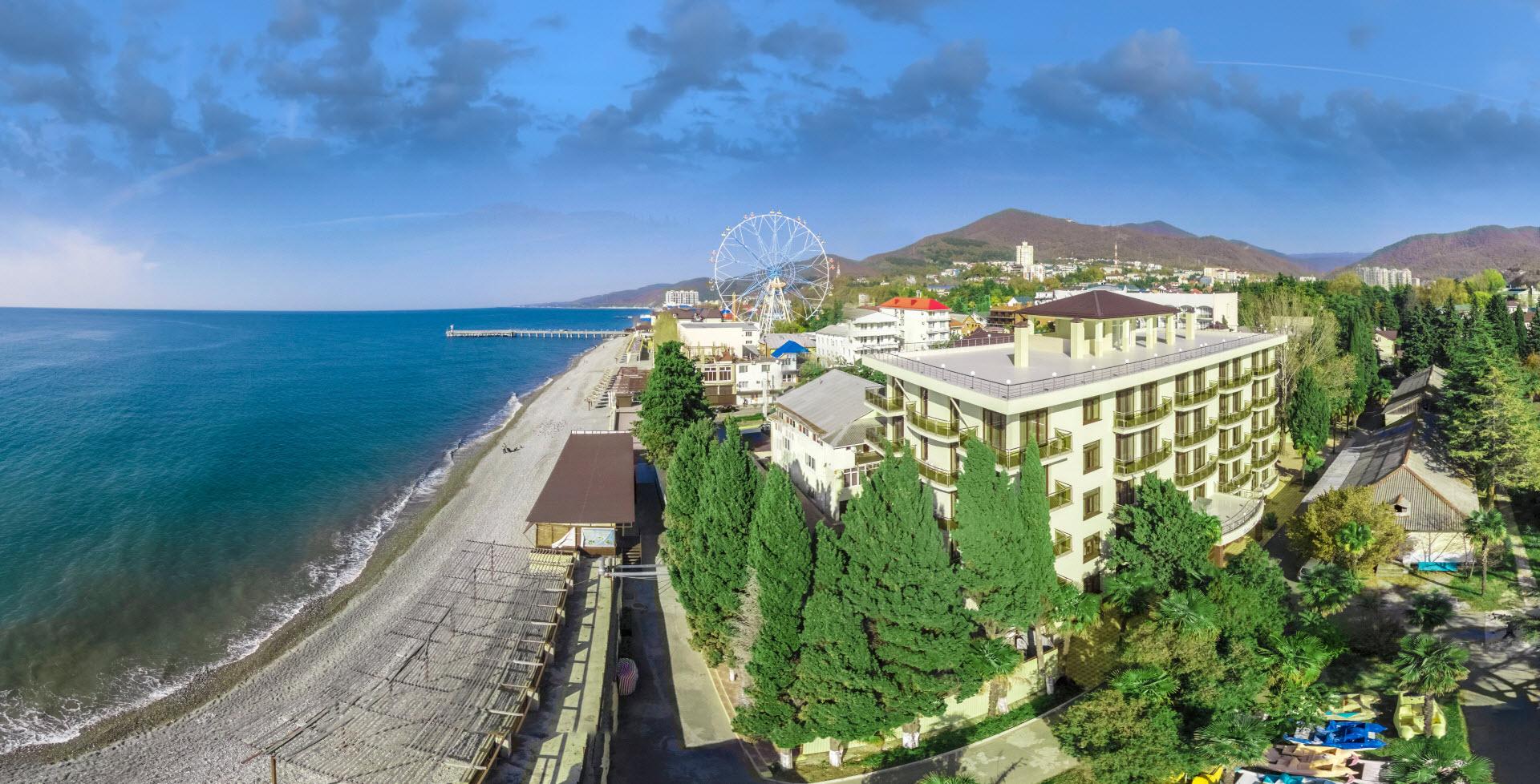 Фото отеля мовенпик в суссе источник